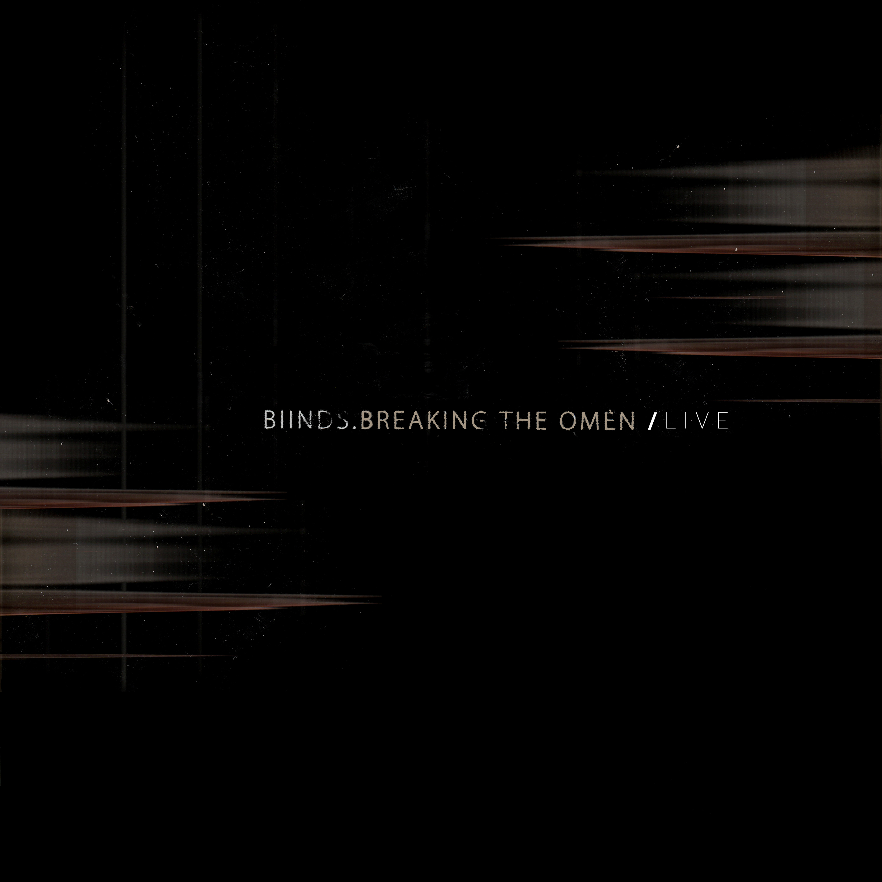 """""""Breaking The Omen / Live"""" album out now"""